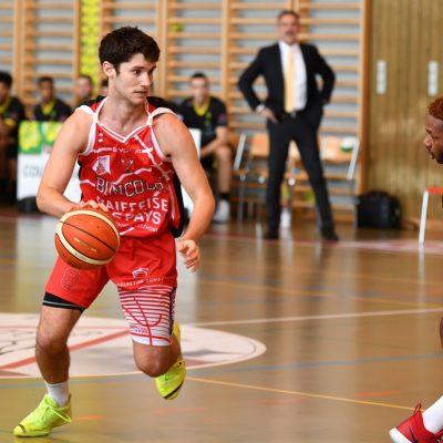 Fribourg Olympics, Schweizer Nationalmannschaft